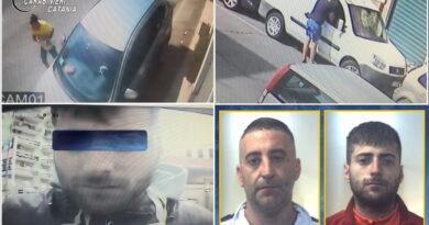 """I Carabinieri arrestano due """"ladri seriali"""", autori di numerosi furti su Sant'Agata Li Battiati"""