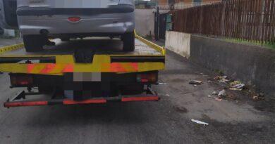 Gravina, rimosse 10 auto abbandonate in via Catania
